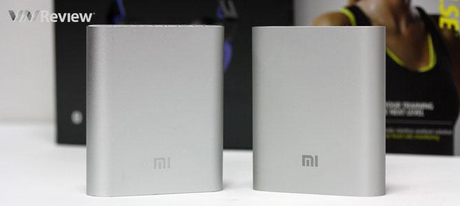 Các dấu hiệu phân biệt pin dự phòng Xiaomi thật và nhái
