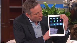 Màn ảo thuật với iPad khiến bạn phải sững sờ