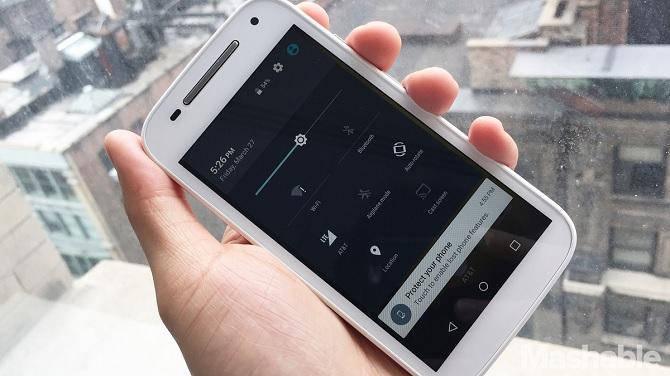Những cách giúp tiết kiệm pin cho thiết bị Android