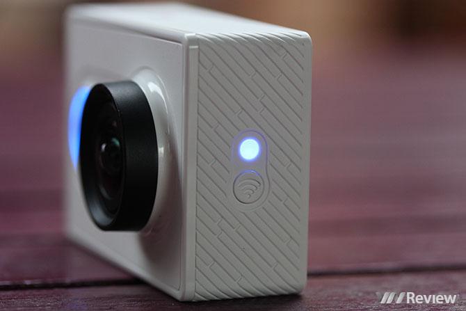Trên tay camera Xiaomi Yi