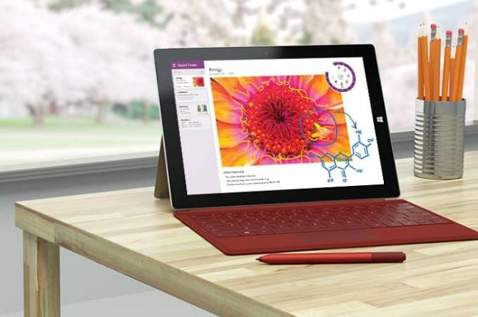 Microsoft chính thức giới thiệu Surface 3, giá 499 USD