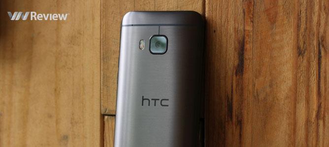 Trên tay HTC One M9 tại Việt Nam