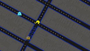 Chơi Pac-Man ngay trên... Google Maps
