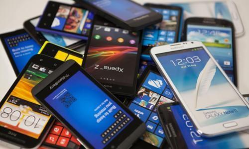 thị trường smartphone việt nam