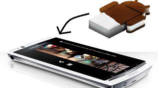Sony cập nhật Android 4.0 từ giữa tháng Tư