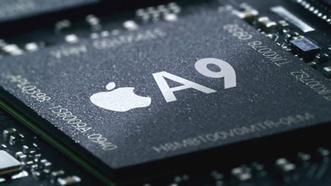 Samsung sẽ sản xuất vi xử lý A9 cho Apple