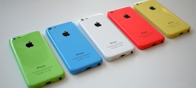 Tặng bạn đọc điện thoại iPhone 5c bản khóa mạng Nhật