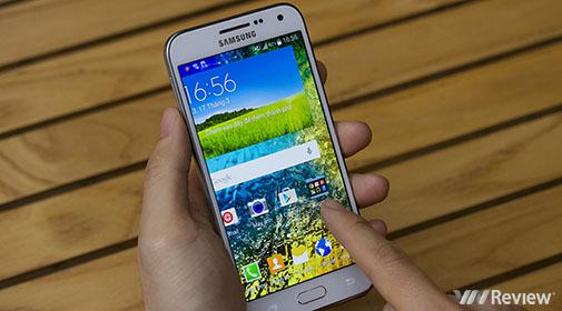 Đánh giá Samsung Galaxy E5