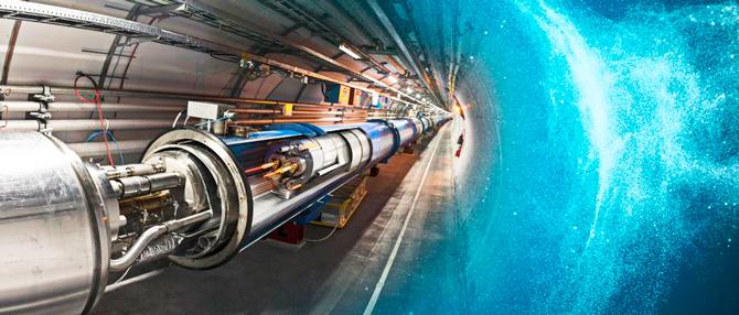 Tái sinh máy gia tốc LHC và hành trình giải mã vật chất tối