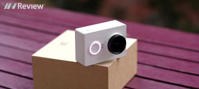 Video đánh giá nhanh camera hành động Xiaomi Yi