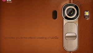 LG G4 chính thức có camera sau 16MP và camera trước 8MP