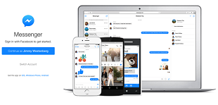 Facebook Messenger có thêm phiên bản trên nền web