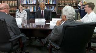 Tổng thống Obama mời dân thường dự cuộc họp