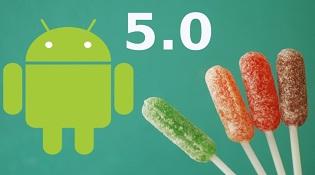 Rò rỉ bản cập nhật Android 5.1