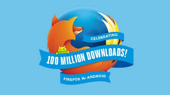 Firefox dành cho Android vượt mốc 100 triệu lượt tải và những cột mốc đáng nhớ của trình duyệt này