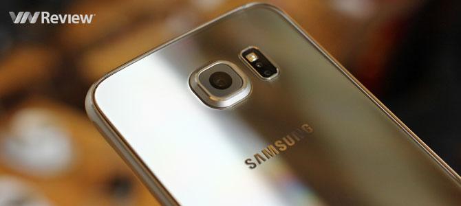 Mở hộp Samsung Galaxy S6 chính hãng