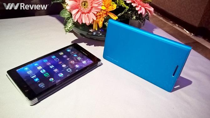 Lenovo ra mắt TAB 2 A7-10 dùng chip lõi tứ, giá 2 triệu đồng