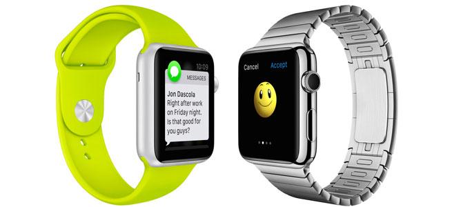 """Vì sao Apple Watch """"cháy hàng"""" còn Android Wear thì mờ nhạt?"""