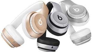 Thêm 3 màu mới cho tai nghe không dây Beats Solo2