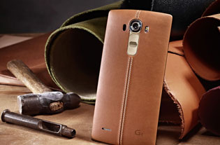 Rò rỉ bộ ảnh chi tiết của LG G4