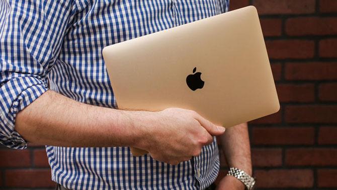 Apple bán ra 48.000 chiếc MacBook mới trong một ngày