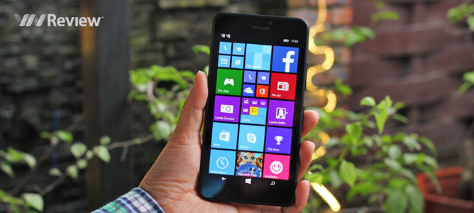 Trải nghiệm nhanh Microsoft Lumia 640 XL