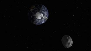 Tiểu hành tinh có nguy cơ va chạm Trái Đất