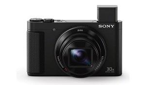 Sony ra máy ảnh zoom 30x nhỏ gọn nhất thế giới