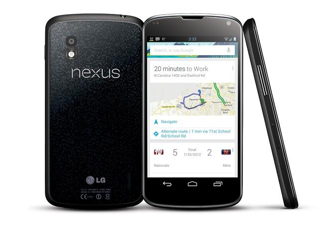 Nexus 4 nhận bản cập nhật Android 5.1 Lollipop