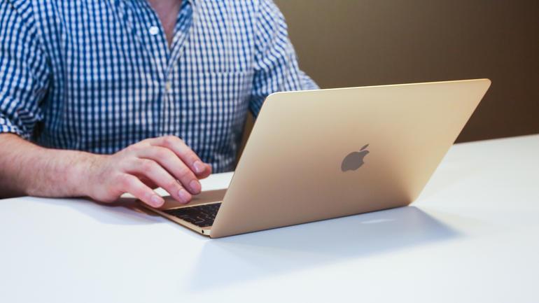 Đập hộp MacBook 12 inch 2015