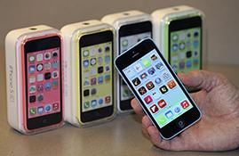 6 lỗi hay gặp trên iPhone 5c khóa mạng Nhật