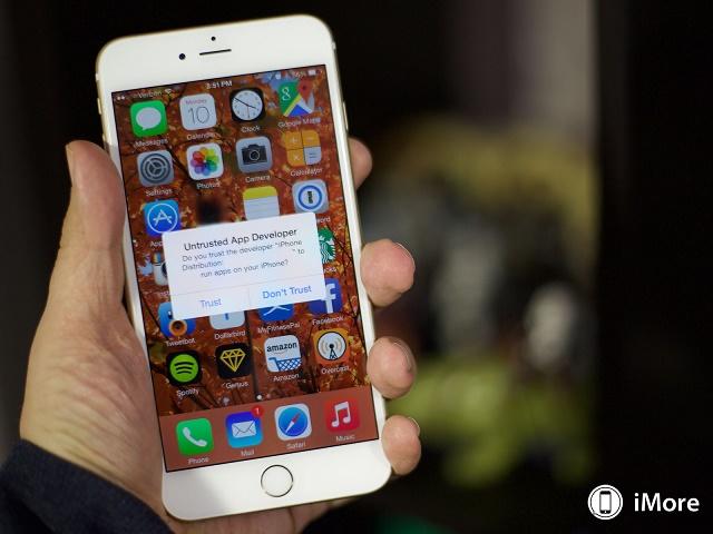 Apple: Masque Attack chưa gây hại tới bất cứ thiết bị nào