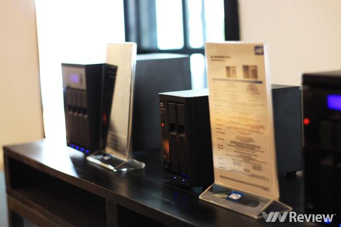 WD ra mắt thêm giải pháp lưu trữ mạng NAS chuyên nghiệp