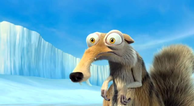 Ice age in movies