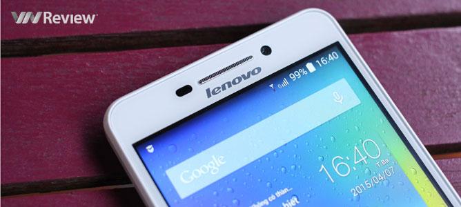 """Trên tay smartphone giá rẻ Lenovo A5000, pin rất """"trâu"""""""