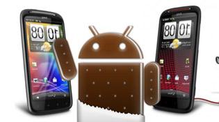 HTC Sensation XE tại Việt Nam cập nhật Android 4.0