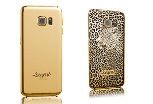 Galaxy S6, S6 Edge được mạ vàng, bạch kim