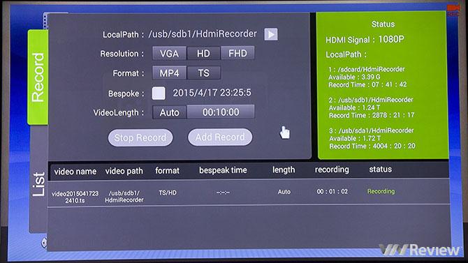 Đánh giá nhanh đầu phát Xtreamer Prodigy 4K