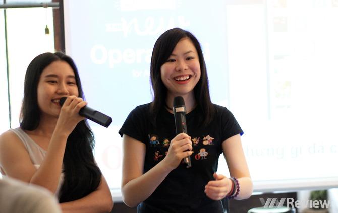 Opera Mini 8 cho Android ra mắt tại Việt Nam, thay đổi về giao diện
