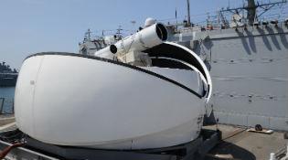 Vũ khí laser đầu tiên của Hải quân Mỹ có gì đặc biệt?