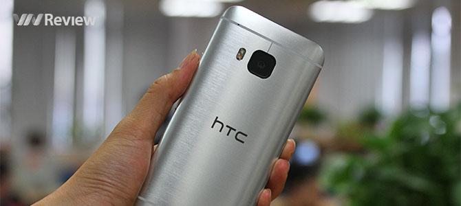 Đánh giá chi tiết HTC One M9