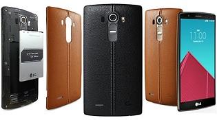 LG miễn phí thay màn hình, tặng thẻ nhớ 64 GB cho người mua G4