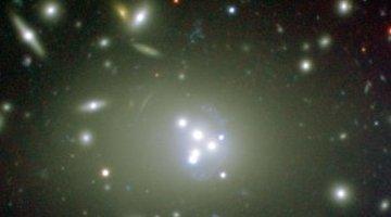 Khám phá bất ngờ về vật chất tối