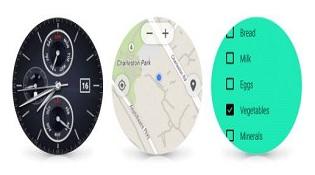 Android Wear đã hỗ trợ WiFi, thêm nhiều biểu tượng cảm xúc