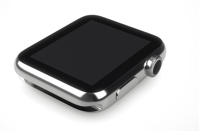 Loạt ảnh dựng linh kiện bên trong Apple Watch