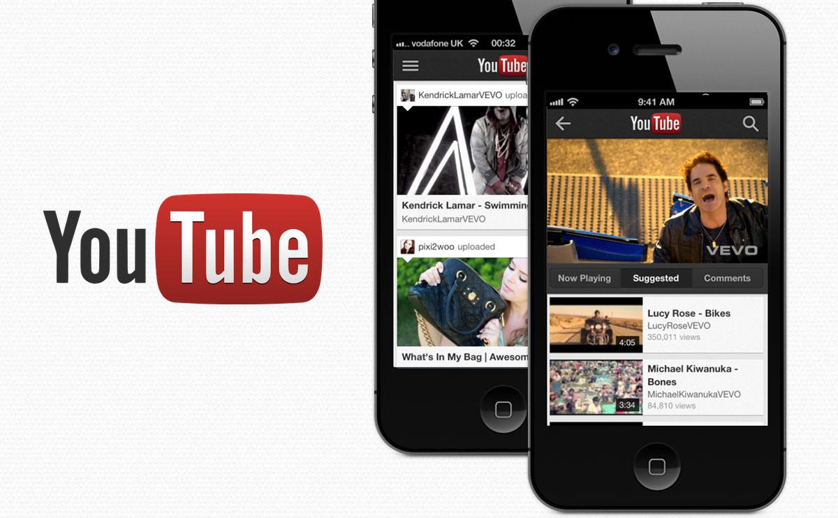 Hơn 100 triệu chiếc iPhone, iPad mất sự hỗ trợ của Youtube
