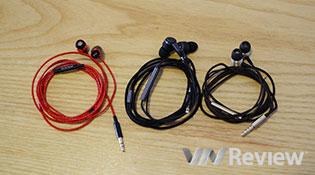 Đọ ba tai nghe in-ear giá rẻ: Xiaomi Piston 3.0, Piston 2.0 và SoundMAGIC E10