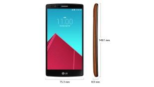 LG G4 sẽ cong thế nào?
