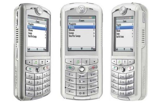 """Ngắm """"dế iTunes"""" đầu tiên của Apple, Motorola"""