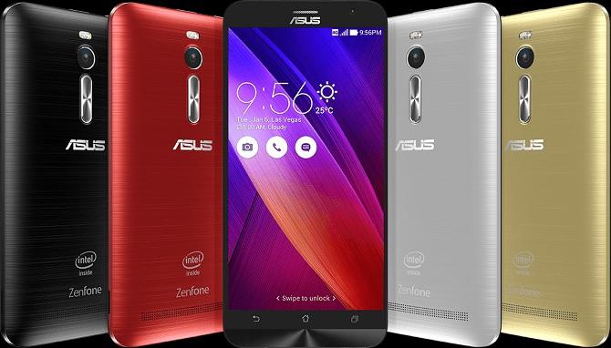Asus dự kiến bán ra 30 triệu chiếc ZenFone trong năm 2015